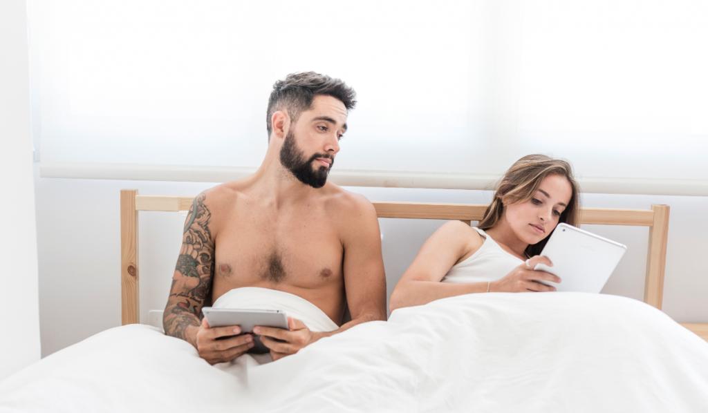 Détecter une infidélité dans un couple