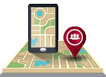 Localisation mobile