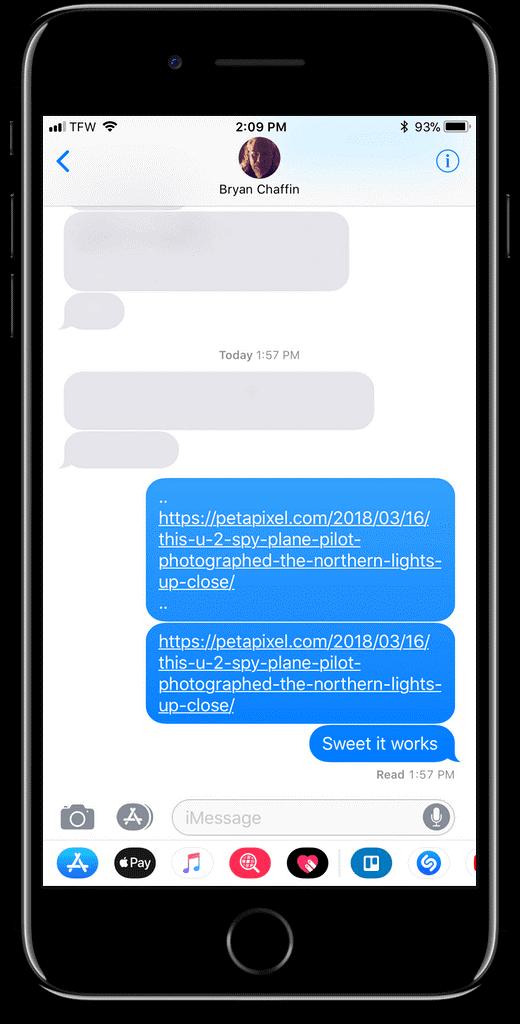 comprobar los mensajes del teléfono